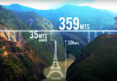 जम्मूमध्ये Eiffel Tower पेक्षा ३५ मीटर उंच, कुतुबमिनारपेक्षा ५ पट उंच रेल्वे ब्रिज उभा रहातोय!