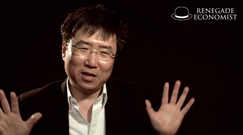 economist Ha-Joon Chang marathipizza