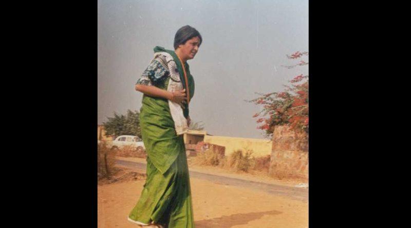 grandma collecting plastic bags featured marathipizza