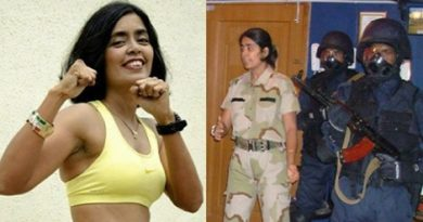 seema rao commando trainer inmarathi