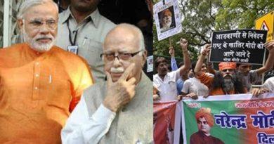 Modi-army-Advani-marathipizza