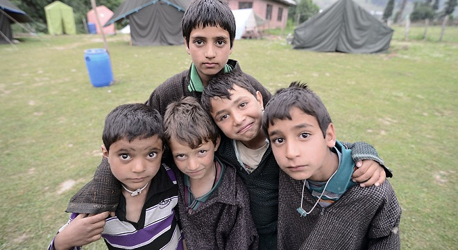 Kashmir kids featured marathipizza