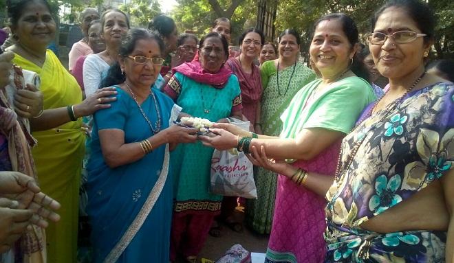 shabri bhaktigeet mandal sahityasammelan dindi marathipizza 00