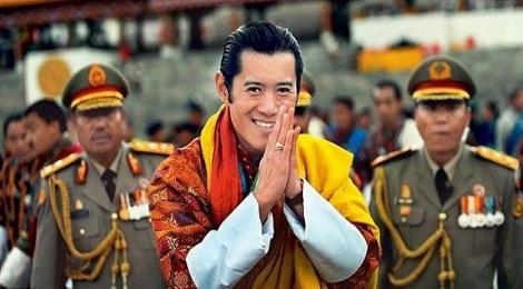 bhutan king-marathipizza