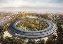 हे कोणतेही स्पेसशिप नाही, हे आहे स्टीव जॉब्सच्या स्वप्नातील 'अॅप्पल पार्क' !