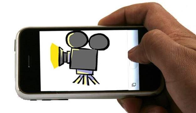 video recording in mobile inmarathi