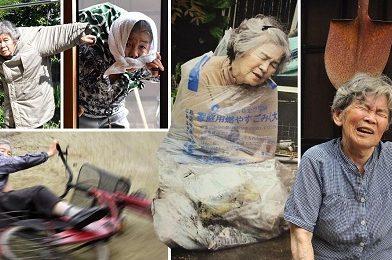 ह्या ८९ वर्षीय आजीबाईचे गमतीशीर फोटो तरूणांना लाजवतील असे आहेत