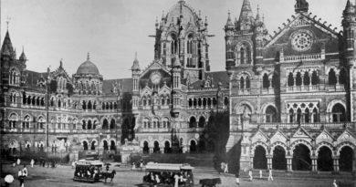 Mumbai's clock.Inmarathi1
