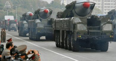 North Korea Weapon's.Inmarathi