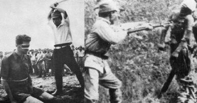 भारतीय कैद्यांना दुसऱ्या महायुद्धात भोगाव्या लागलेल्या नरक यातना