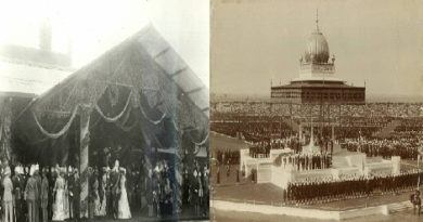Delhi darbar of 1903.Inmarathi00