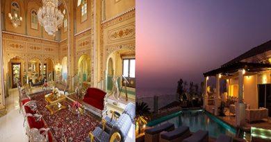 महागडी हॉटेल्स : एका रात्रीचं भाडं आपल्या महिन्याच्या खर्चाहून अधिक