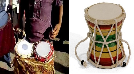 Indian Musical Instruments.Inmarathi00