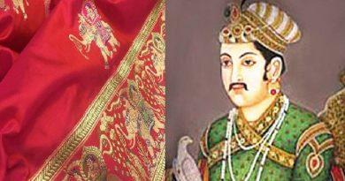 Famous Banarasi Saree.Inmarathi00