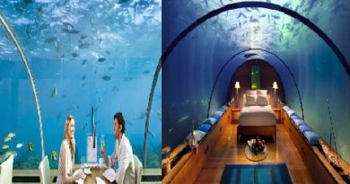 Underwater Hotels.Inmarathi00