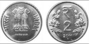 Why size of the coin is decreasing2.Inmarathi