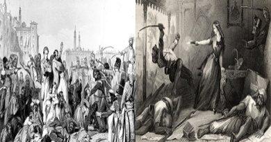 हिंदी शिपायाचं भूत, इस्लाममध्ये धर्मपरिवर्तन : १८५७च्या उठावाच्या इंग्रजी स्त्रियांच्या आठवणी