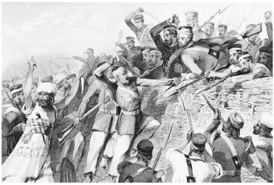 leaders of revolt of 1857 pdf