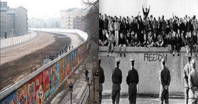 """""""बर्लिनची भिंत"""" – इतिहासात वाचलेली पण कधीही पूर्ण नं उमगलेली गोष्ट आज समजून घ्याच!"""