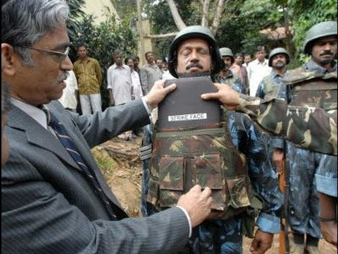 Indian army's Bulletproof Jacket.Inmarathi1