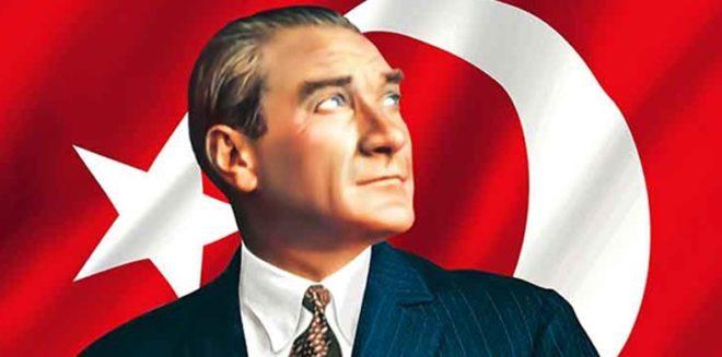 Mustafa kemal atatürk.Inmarathi
