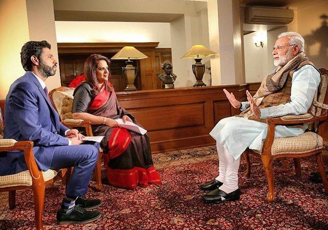 modi-interview-inmarathi
