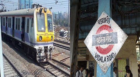 Wadala experiment stopped railway track crossing accidents.Inmarathi00