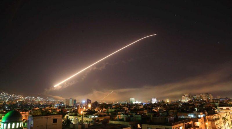 शस्त्र उद्योगांच्या नफेखोरीपोटी अमेरिकेचा सीरियावर हल्ला?