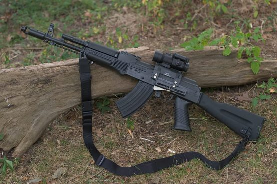 AK-103 Assault rifle-inmarathi