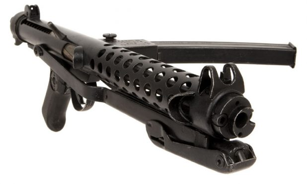 SAF Carbine 1A2 machine gun-inmarathi