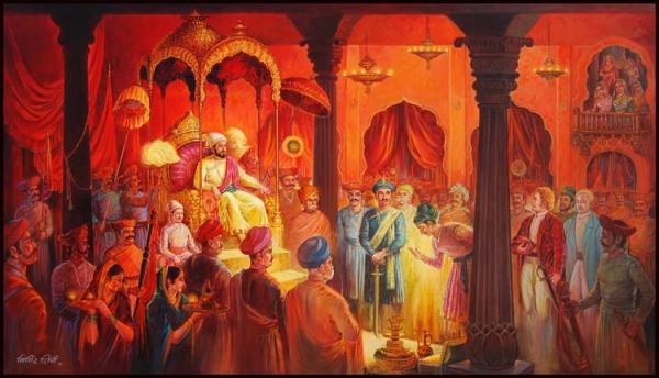 shivaji maharaj-inmarath