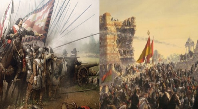 the fall of constantinople inmarathi