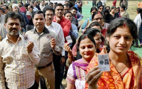 indian voters inmarathi