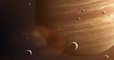 शास्त्रज्ञांनी अशी चूक केली की त्या चुकीतून गुरु ग्रहाच्या तब्बल १२ चंद्राचा शोध लागलाय