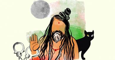muslim sexualr harasser showed as hindu saint by times of india inmarathi
