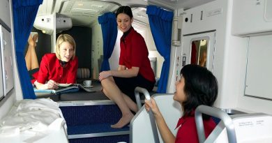 प्रत्येक विमानात राखीव असणाऱ्या या 'खास' सिक्रेट जागांबद्दल तुम्हाला माहिती आहे का?
