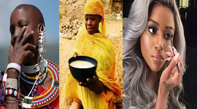different definitons of beauty across the world