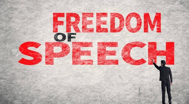 freedom of speech inmarathi