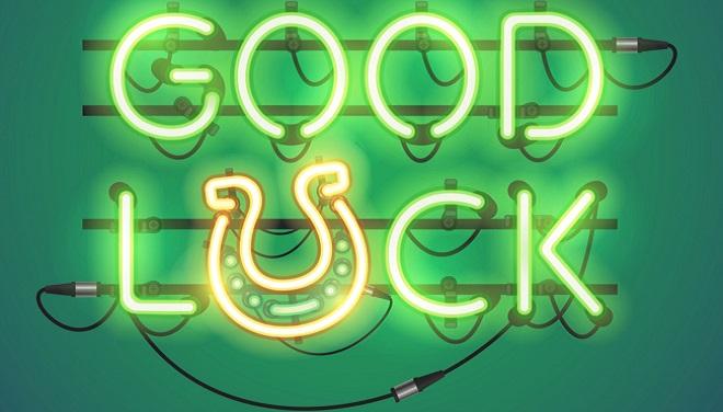 good luck InMarathi