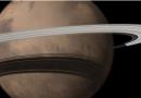 मंगळ ग्रहाभोवती शनीसारख्या rings तयार होणार?