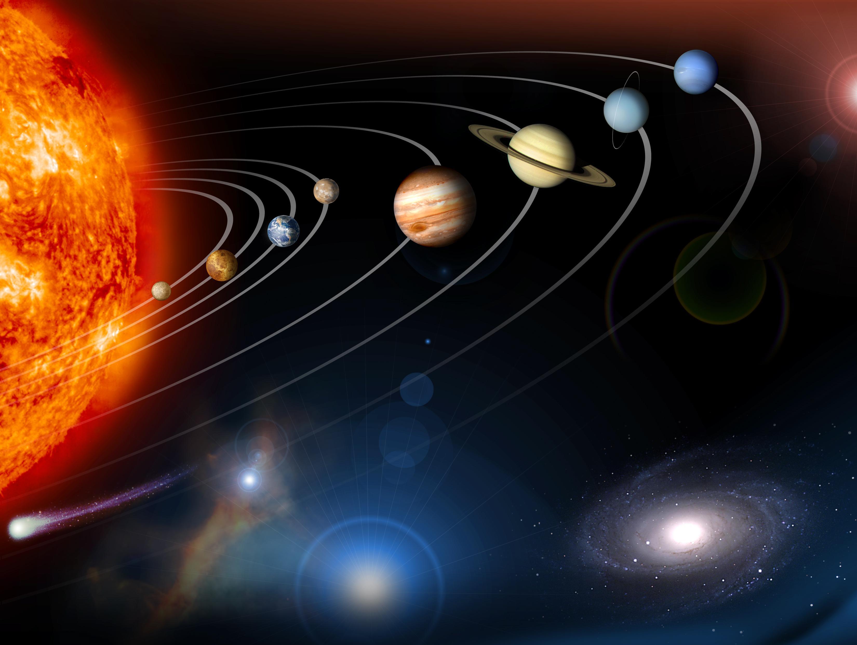 solar system marathipizza