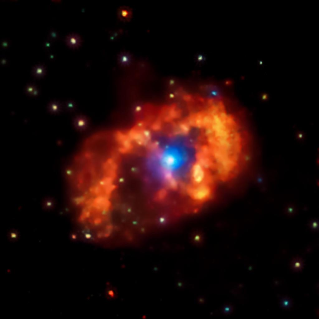 EtaCarinaeStarSystem-ChandraXRayObservatory-20140826