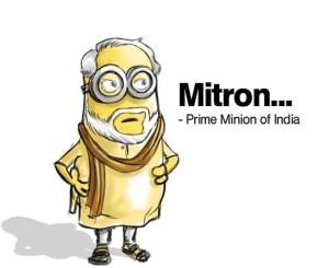 Minion mitron