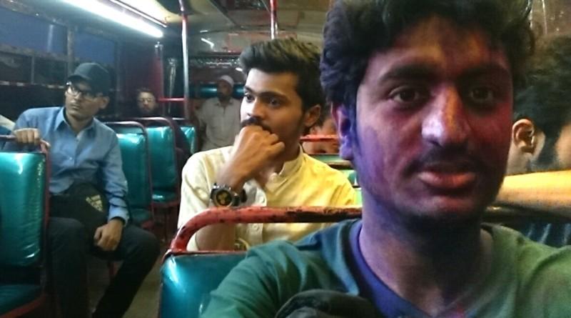 pakistani muslim playing holi marathipizza