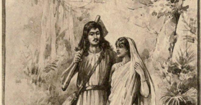 Savitri_and_Satyavan_ InMarathi