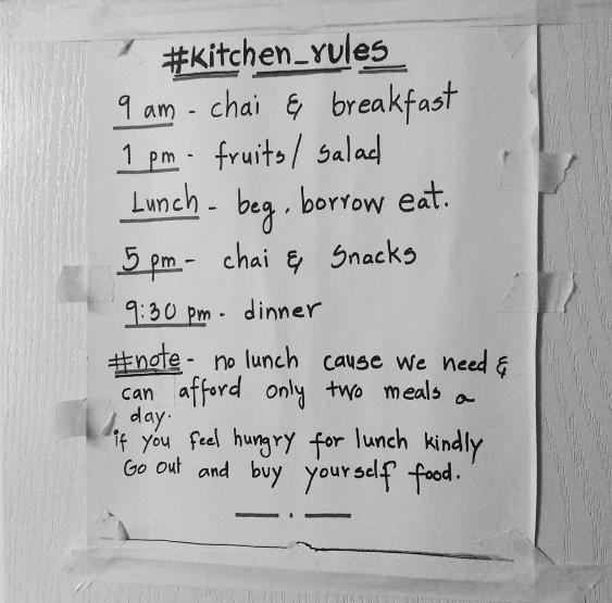 rules marathipizza