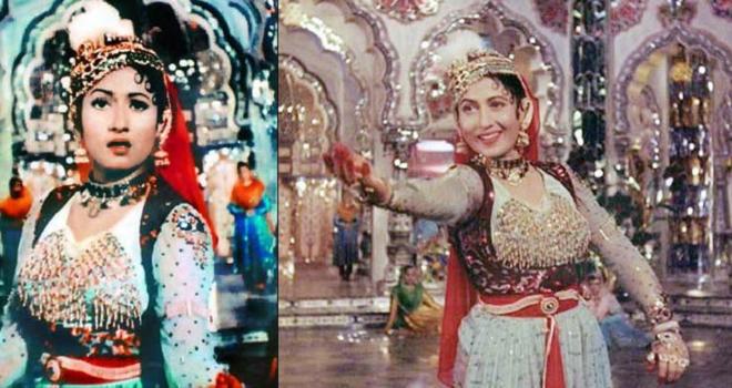mughal e aazam costumes inmarathi