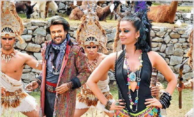 rajni and aishwarya inmarathi