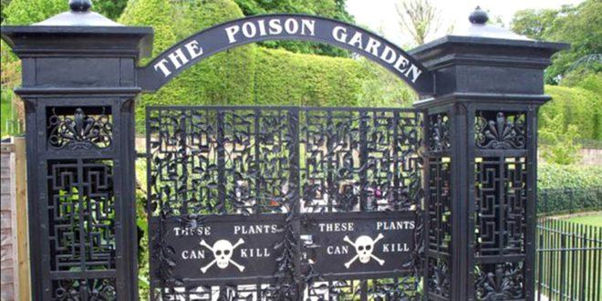 Poison-Garden inmarathi