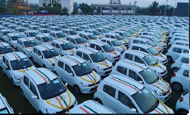 cars inmarathi